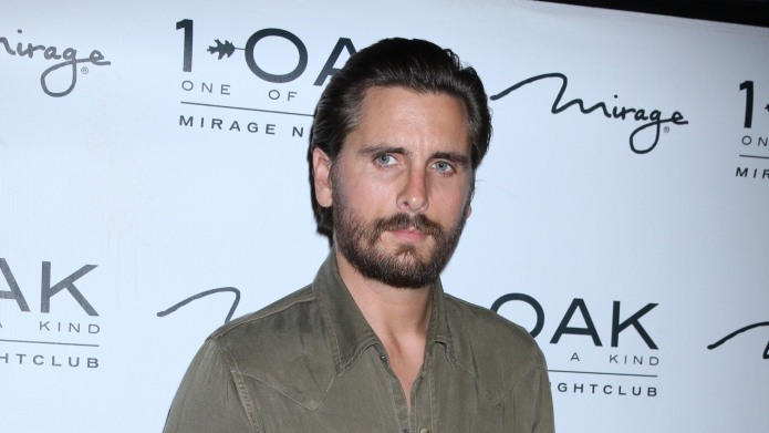 Scott Disick's back in LA being