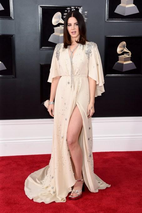 Grammys 2018 Best Dressed: Lana Del Rey