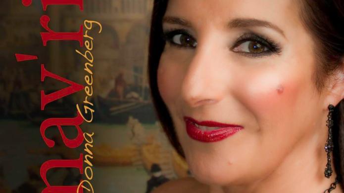 Donna Greenberg launches Mav'rik CD