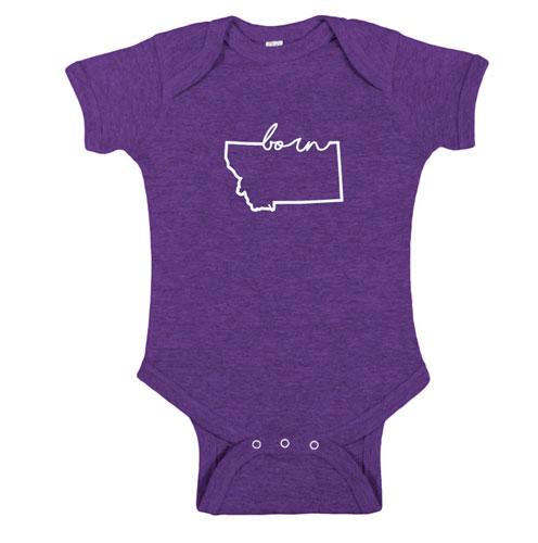 Montana Baby Onesie