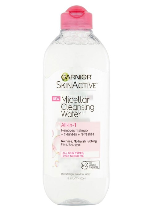 Some micellar water to put these tricks to the test | Garnier SkinActive All In One Mattifying Micellar Cleansing Water