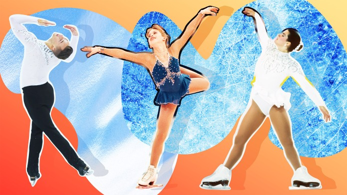 The Most Memorable Olympic Ice Skating