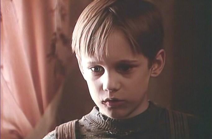 Young Alexander Skarsgard