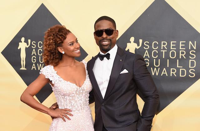 Celebrity Couple Love Stories: Sterling K. Brown & Michelle Bathe