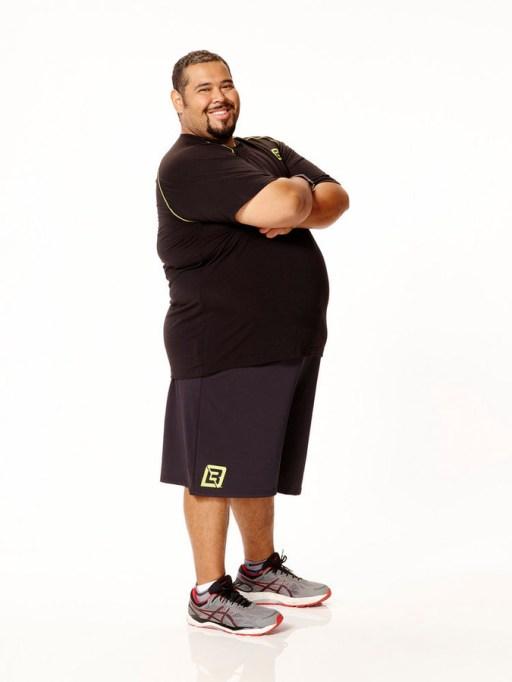 The Biggest Loser Season 17 contestant Roberto Hernandez