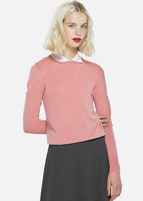 The Best Stores to Shop for Fashion Basics: Uniqlo Extra Fine Merino Wool Sweater | Summer style 2017