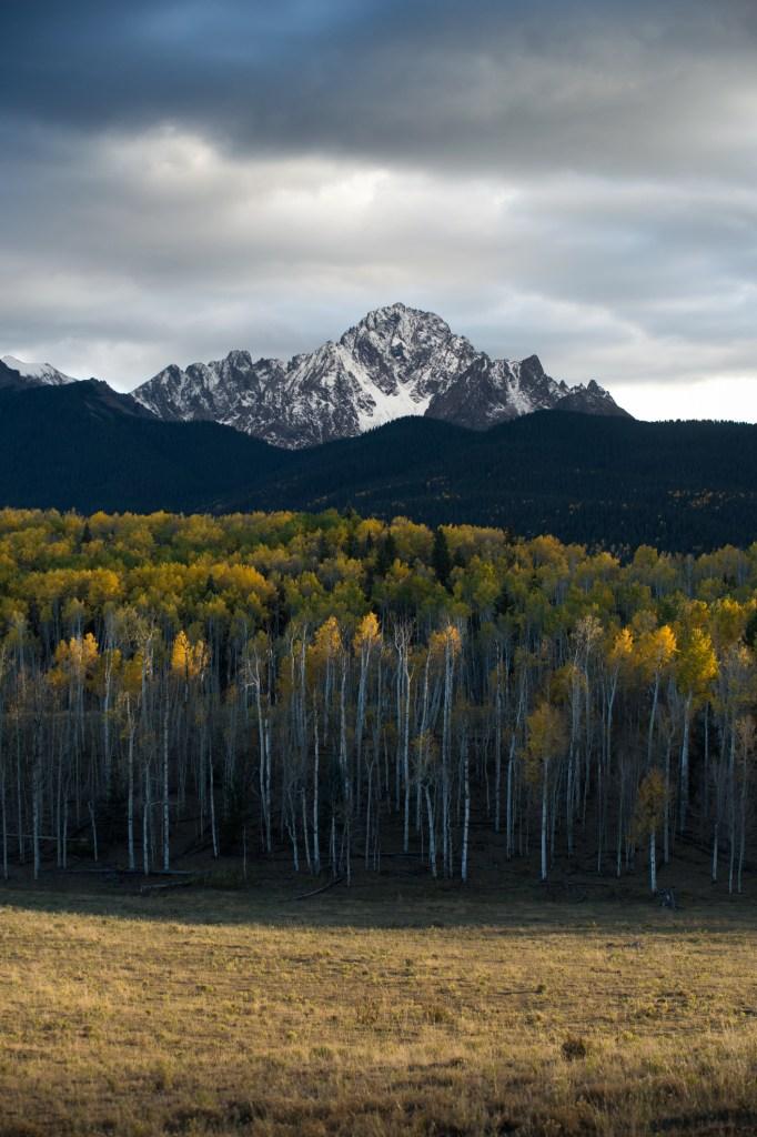 Mountains in Aspen, Colorado