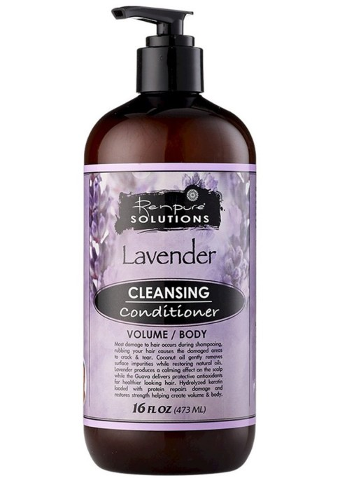 Seriously Good Beauty Products at CVS : Renpure Lavender Cleansing Conditioner | Drugstore Beauty