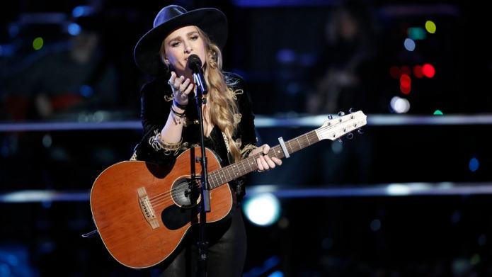 Stephanie Rice's Performance on The Voice