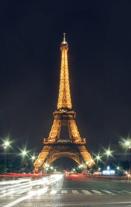 Must-See Travel Destinations: Paris, France