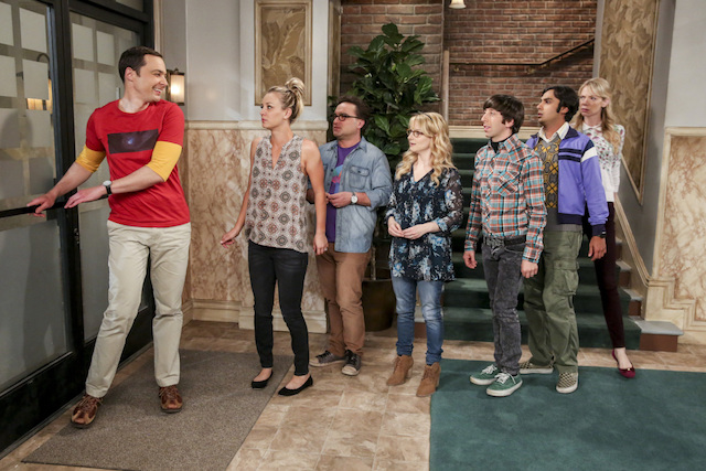 """""""The Long Distance Dissonance""""-- Pictured: Sheldon"""