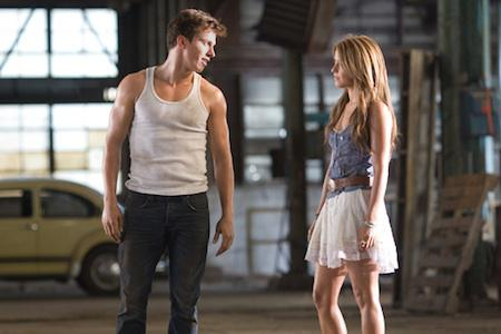"""Julianne Hough """"fought"""" for Footloose role"""