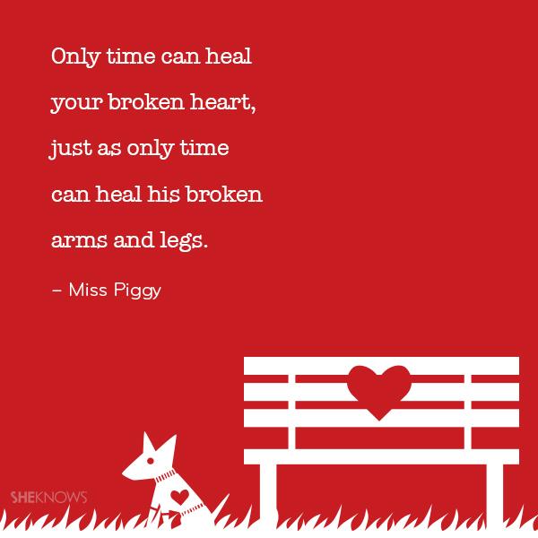Miss Piggy love quote