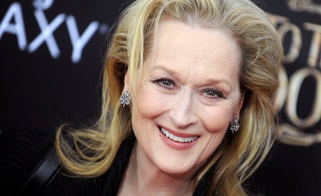 Meryl Streep attends the 'Into The