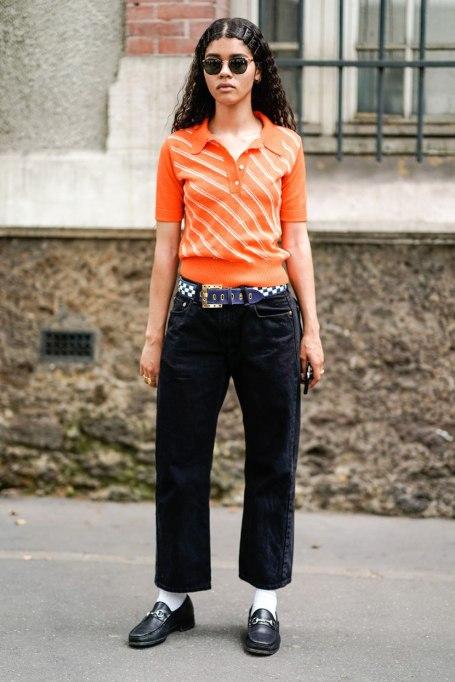 Modern Ways to Wear Loafers   School Girl Cool
