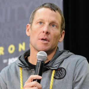 Lance Armstrong: Back on the bike