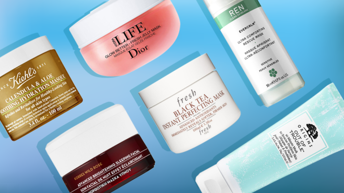 9 Fast-Acting Face Masks You Can