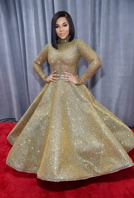 Grammy Awards Best Dressed: Ashanti
