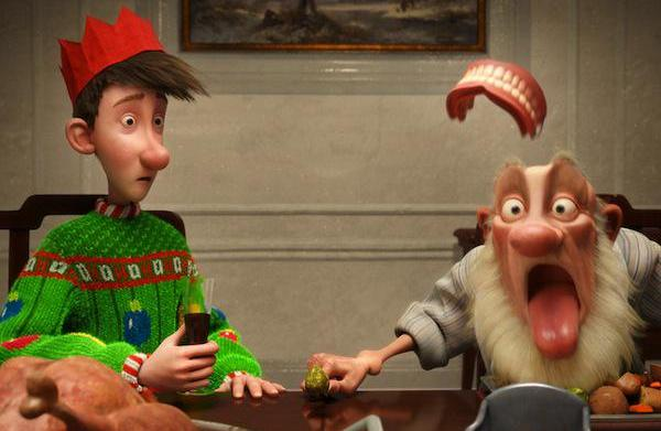 Movie Review: Arthur Christmas