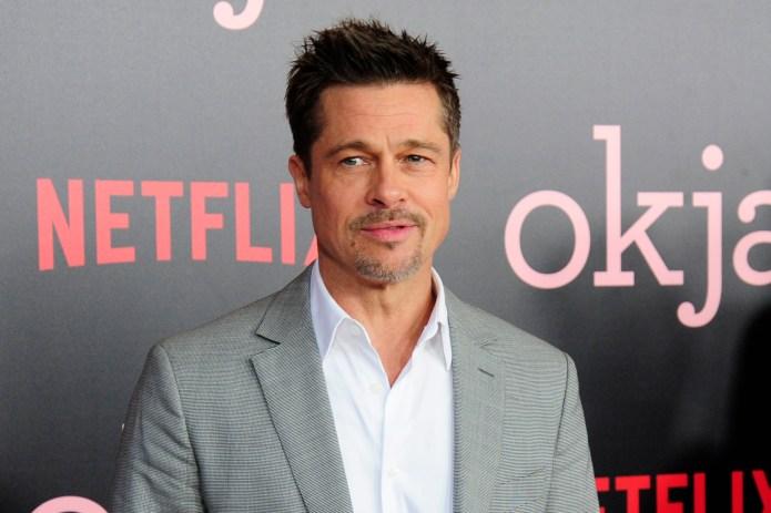 Brad Pitt's Turning 2017's Biggest Scandal