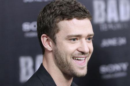 Justin Timberlake: I like a girl