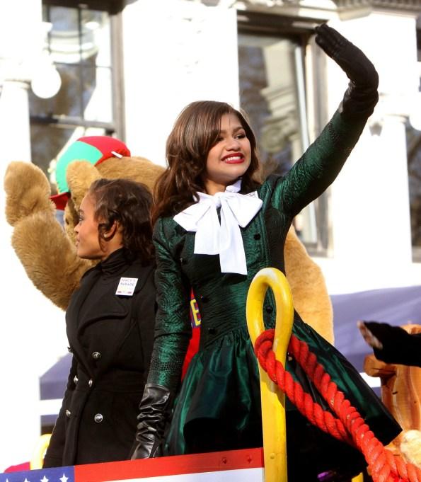 Macy's Thanksgiving Day Parade: Zendaya