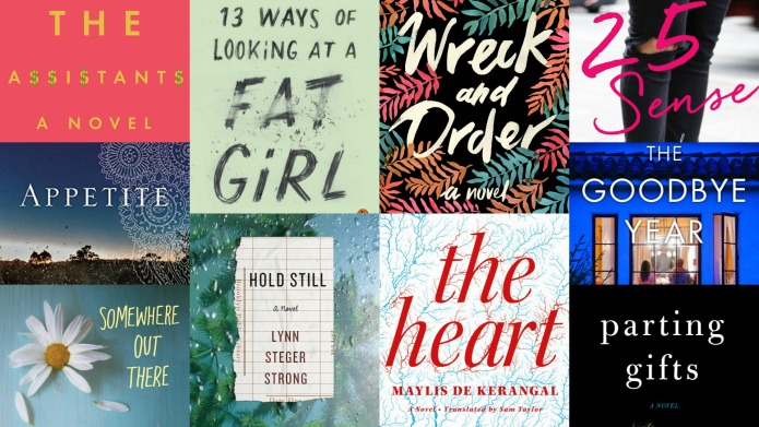 10 Spring book releases by women