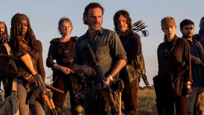 2 Walking Dead Actors Got a