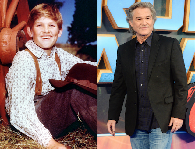 Child Actors Still Working Today: Kurt Russell
