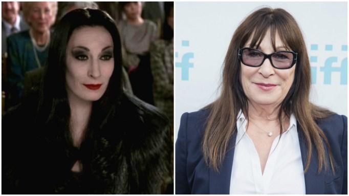 The Addams Family Anjelica Huston