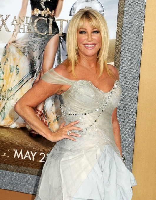 Suzanne Somers: 2010