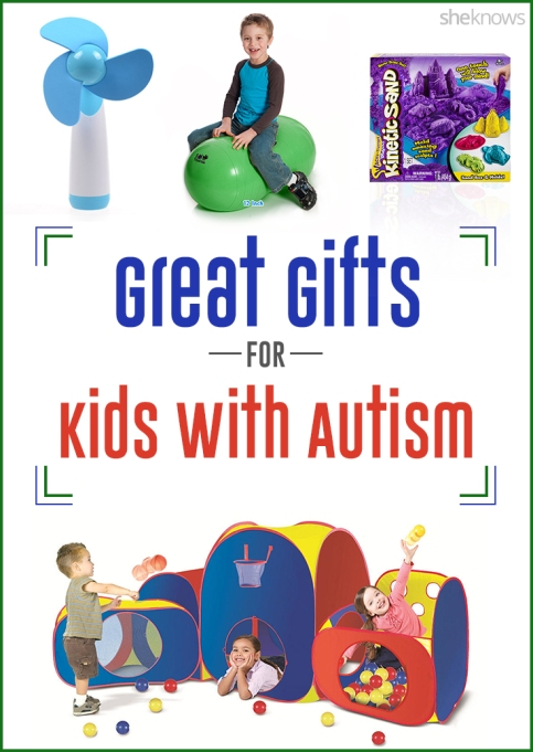 Gifts for kids with autism