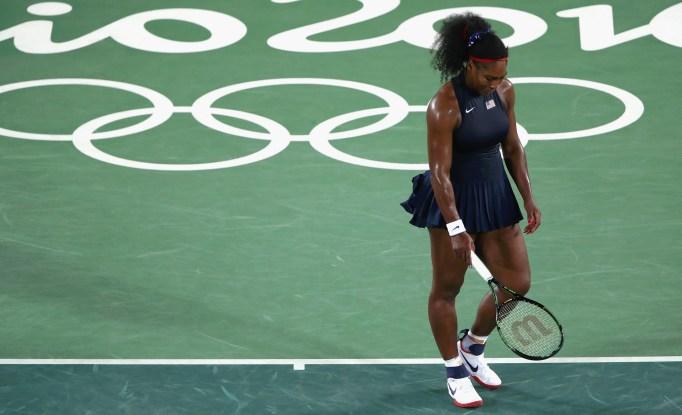 Serena Williams Olympics 2016
