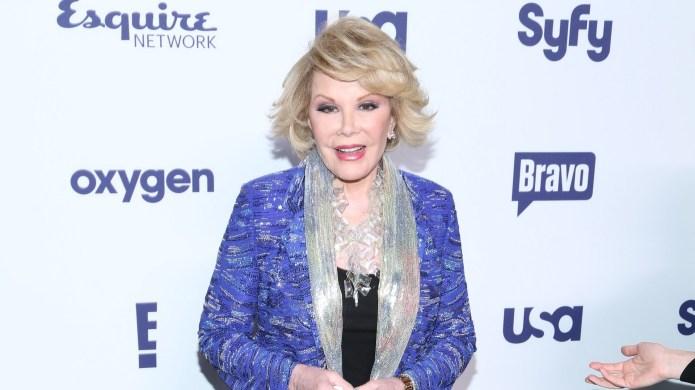 Joan Rivers' Oscars snub undermined the
