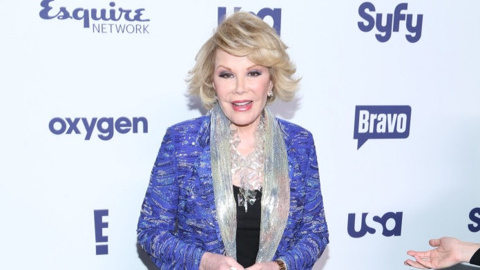 Joan Rivers' Oscars snub undermined the