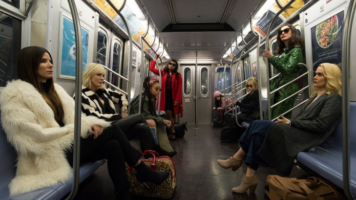 The Ocean's 8 Trailer Is Here,
