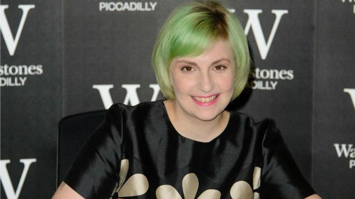Lena Dunham accused of being a