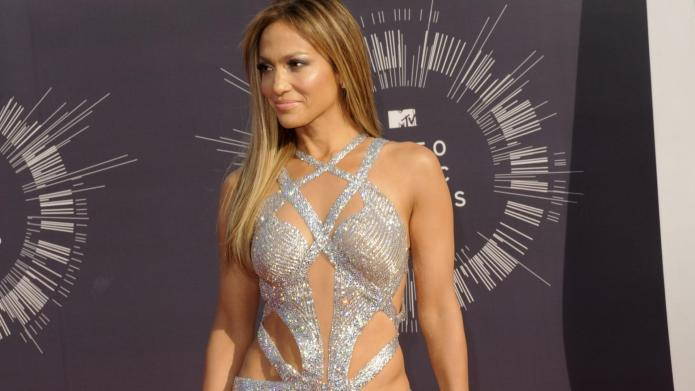 JLo and Iggy Azalea touch butts,