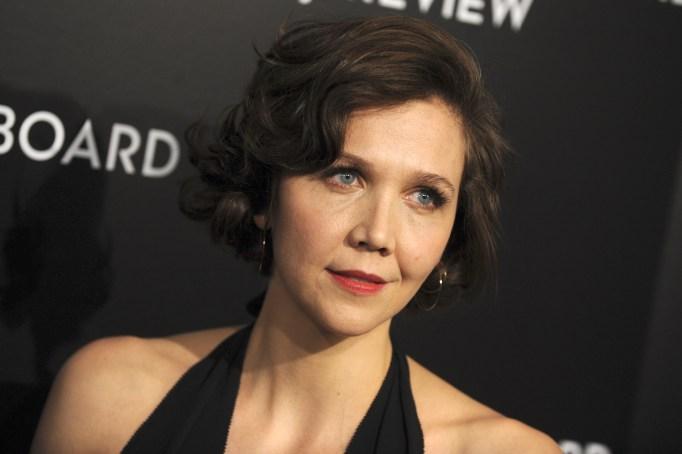 Maggie Gyllenhaal Golden Globes