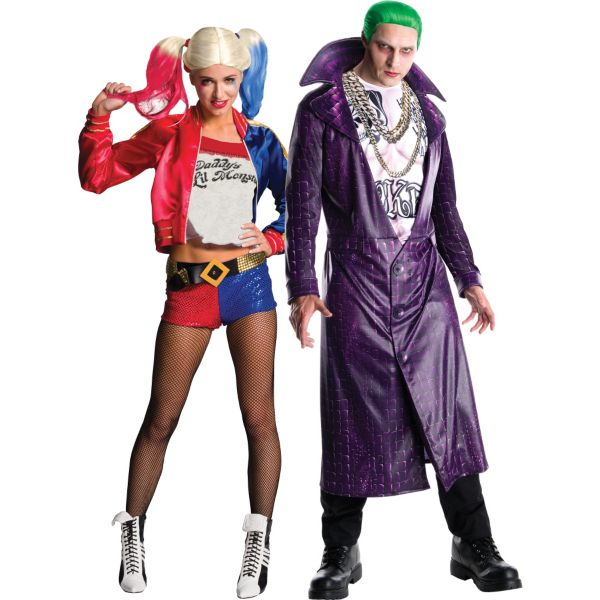 Halloween Joker And Harley Quinn Costumes.13 Couples Halloween Costumes That Ll Make You The Hit Of The Party