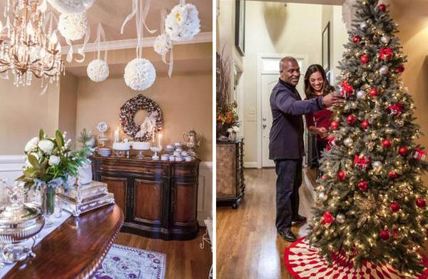 Behind the scenes: HGTV's Celebrity Holiday