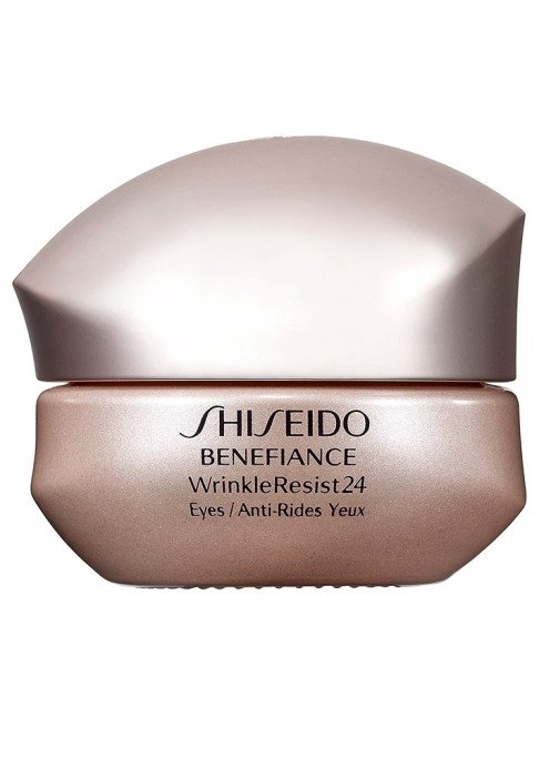 The Best Anti-Aging Products to at Sephora Right Now: Shiseido Benefiance WrinkleResist24 Intensive Eye Contour Cream | Anti Aging Skincare 2017