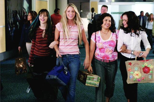 'Sisterhood of the Traveling Pants' celebrates the friendships that travel with us.