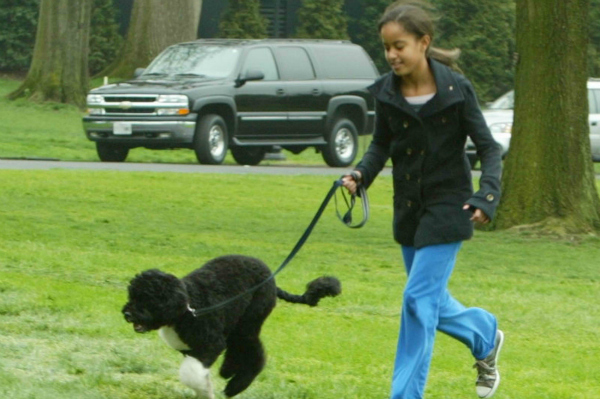 First Daughter Malia Obama