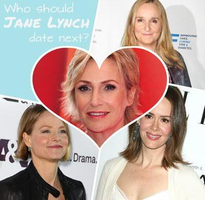 Who should Jane Lynch date next?