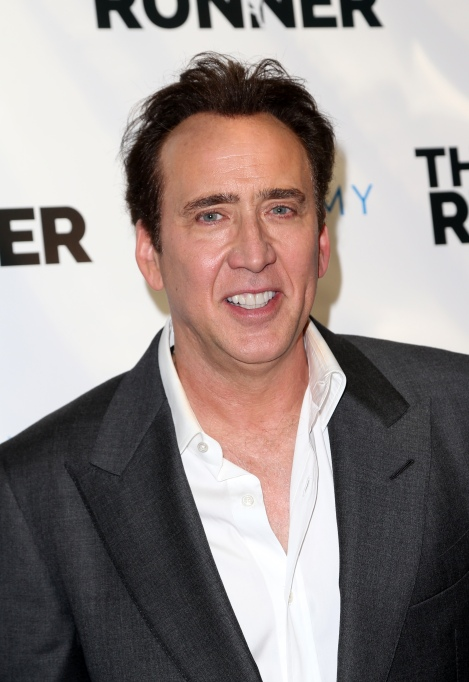 2015 Nicolas Cage