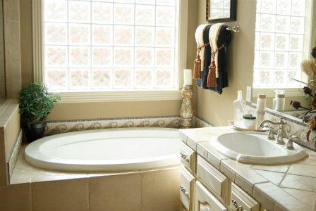 Eliminating bathroom clutter