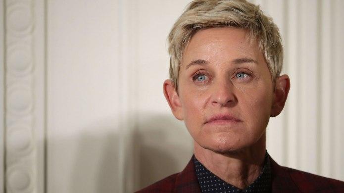 The Reason Ellen DeGeneres Had to