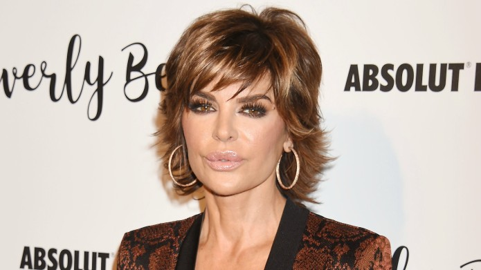 Lisa Rinna Was Almost Unrecognizable on
