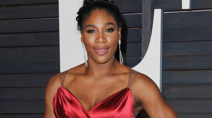 Serena Williams takes girl power to